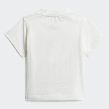 T-shirt Stan Smith Sushi Bianco Bambini Originals