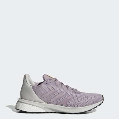 Women Running Purple Astrarun Shoes