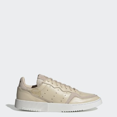 Scarpe Supercourt Beige Originals