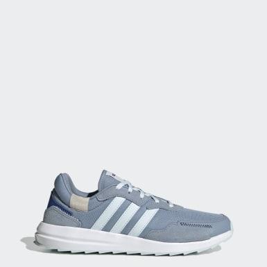 ผู้หญิง Sport Inspired สีน้ำเงิน รองเท้า Retrorun