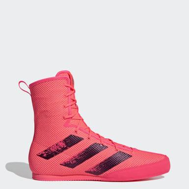Sapatos Box Hog 3 Rosa Boxe