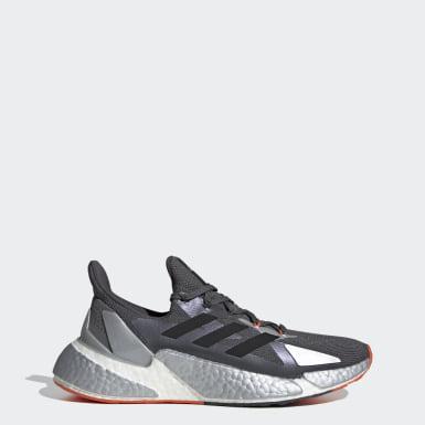 ผู้ชาย วิ่ง สีเทา รองเท้า X9000L4