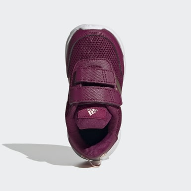 Infants Running Burgundy TENSAUR RUN I Shoes
