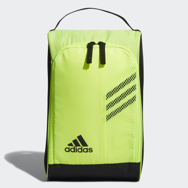 Golf Green 3-Stripes Shoe Bag