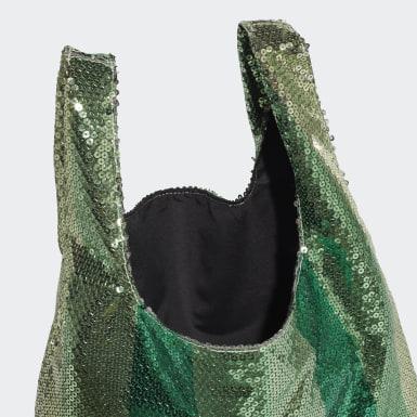 Bolso Shopper Verde Mujer Originals