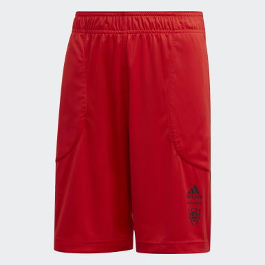 Kids 4-8 Years Basketball Red D.O.N. Issue #2 Shorts
