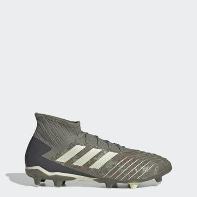 Mænd Fodbold Grøn Predator 19.2 Firm Ground støvler