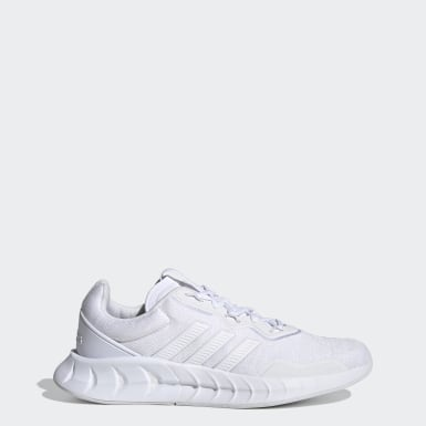 Men Running White Kaptir Super Shoes
