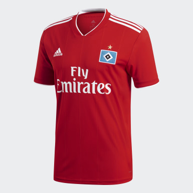 Hamburger SV Away Jersey