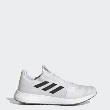 Chaussure Senseboost GO Blanc Hommes Running