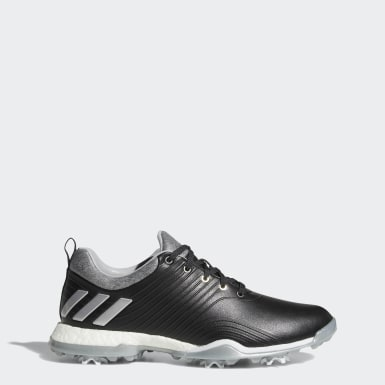 Women Golf Black Adipower 4orged Shoes