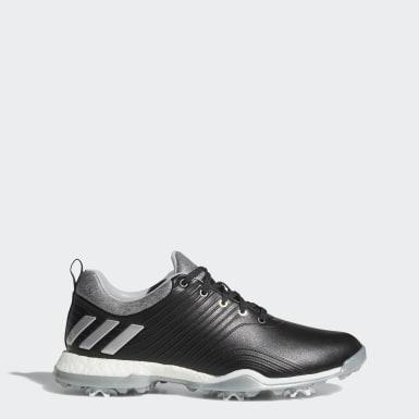 Kvinder Golf Sort Adipower 4orged sko