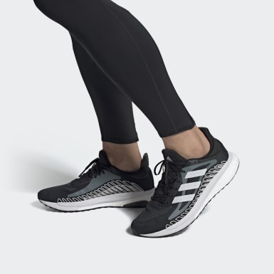Tenis SolarGlide ST Negro Hombre Running