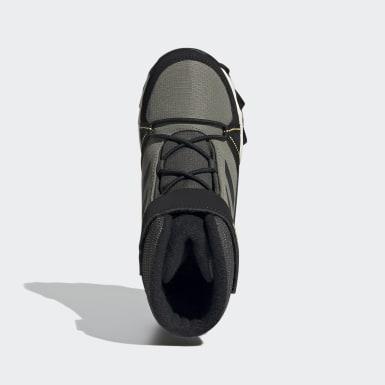 Børn TERREX Grøn TERREX Snow CF CP CW sko