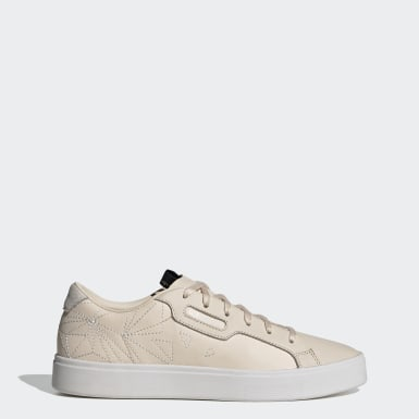 Women Originals Beige adidas Sleek Shoes