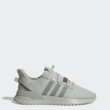 Sapatos U_Path Run Cinzento Homem Originals