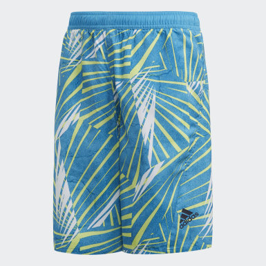 Board Shorts Turkusowy