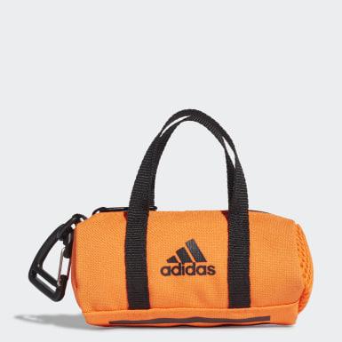 Training Orange Tiny Duffel Bag