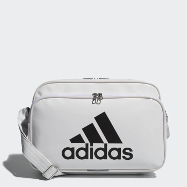 Training White Enamel Bag