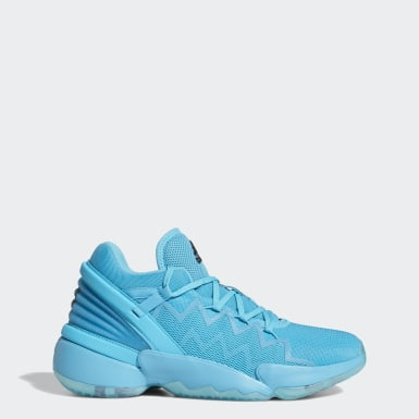 Men Basketball Turquoise D.O.N. Issue #2 Crayola Shoes