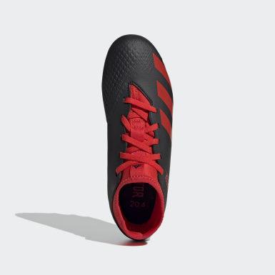 Calzado de Fútbol Predator 20.4 S Multiterreno Negro Niño Fútbol