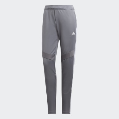 Women Soccer Grey Tiro 19 Training Pants