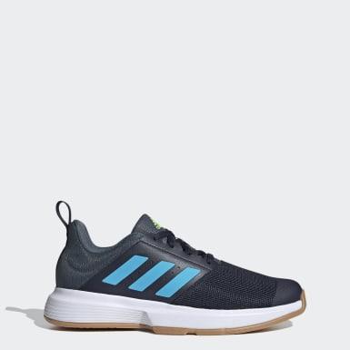 Korbball Essence Indoor Schuh Blau