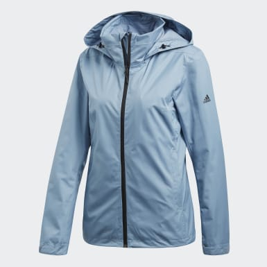 Women's Lifestyle Blue Wandertag Jacket