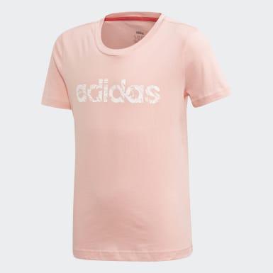 розовый Футболка Kimana