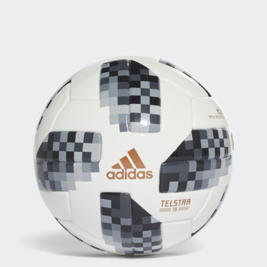 белый Футбольный мини-мяч FIFA World Cup