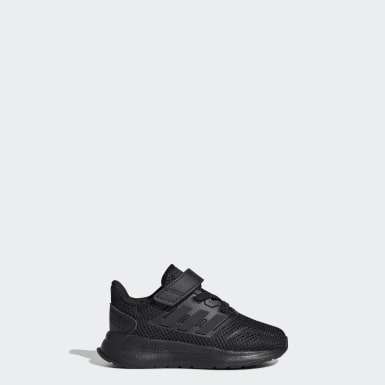 Infant Running Black Run Falcon Shoes