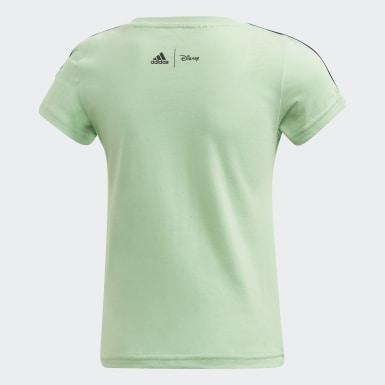 Camiseta Disney Verde Niña Sport Inspired