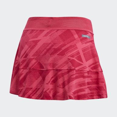 Kvinder Tennis Pink Tennis Match HEAT.RDY skørt