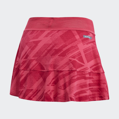 Dam Tennis Rosa TENNIS MATCH SKIRT HEAT.RDY