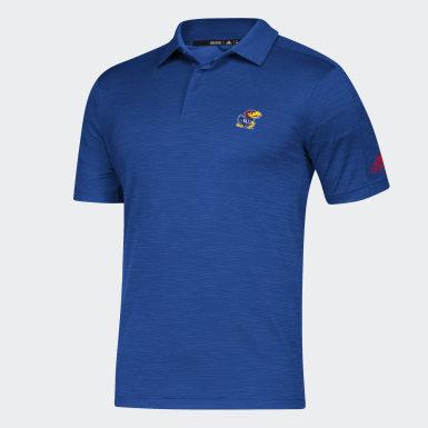 Men's Athletics Jayhawks Game Mode Coach Polo Shirt