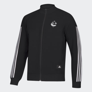 Canucks ID Knit Track Jacket