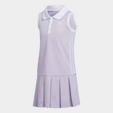 Polo Pleat Dress