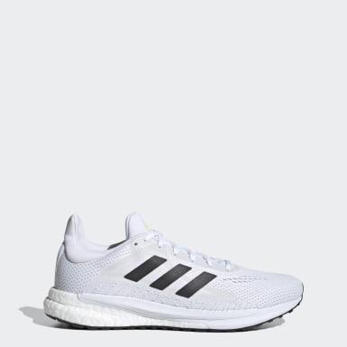 Sapatos SolarGlide 3 Branco Homem Running