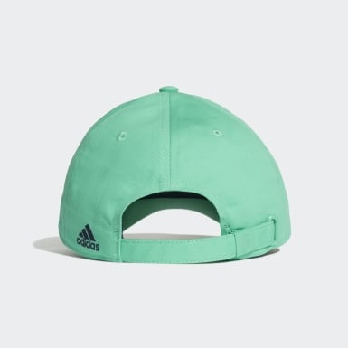 Cappellino 3-Stripes Real Madrid Verde Calcio