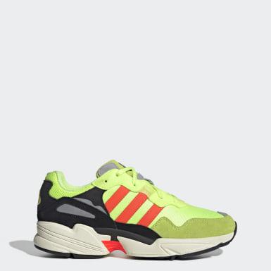 Originals สีเหลือง รองเท้า Yung-96