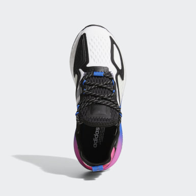 ZX 2K Boost Shoes Bialy