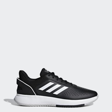 Erkek Tenis Siyah Courtsmash Ayakkabı