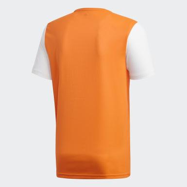 Camisa Estro 19 Laranja Homem Futebol