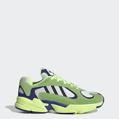 зеленый Кроссовки Yung-1