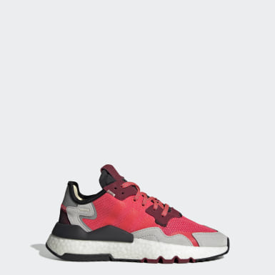 Youth 8-16 Years Originals Red Nite Jogger Shoes