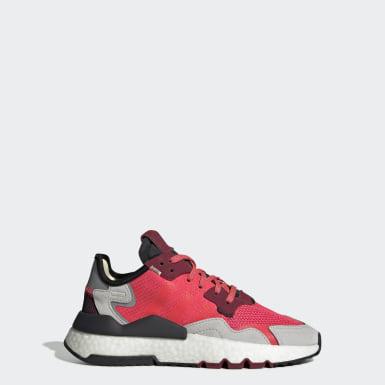 Sapatos Nite Jogger Rosa Criança Originals