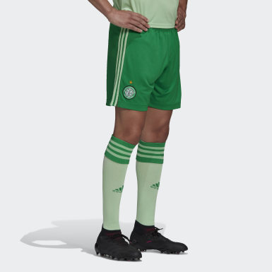 Fotboll Grön Celtic FC 20/21 Away Shorts