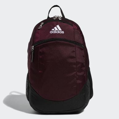 Soccer Burgundy Striker 2 Team Backpack