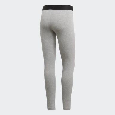 Tight Must Haves Badge of Sport Gris Femmes Athletics
