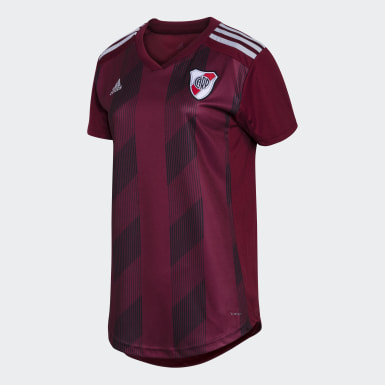 Camiseta Uniforme de Visitante River Plate
